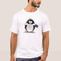 Michigan penguin T-Shirt