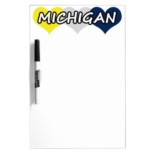 Michigan Pizarras Blancas De Calidad