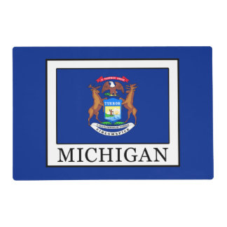 Michigan Placemat