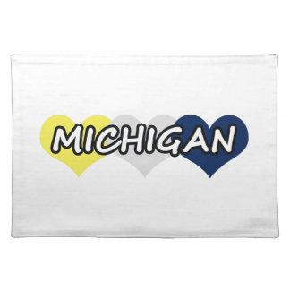 Michigan Place Mats