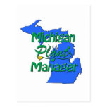 Michigan Plant Manager Post Cards