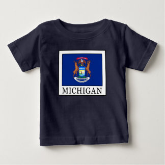 Michigan Playera De Bebé