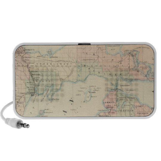Michigan Portable Speaker