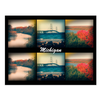 Michigan Postcard