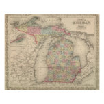 michiganunited, states, counties, tinted, color,