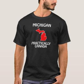 Michigan - Practically Canada T-Shirt