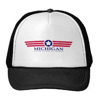 Michigan Pride Trucker Hat
