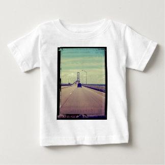 Michigan Road Trip Baby T-Shirt