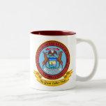 Michigan Seal Coffee Mugs