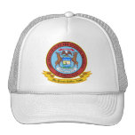 Michigan Seal Trucker Hats