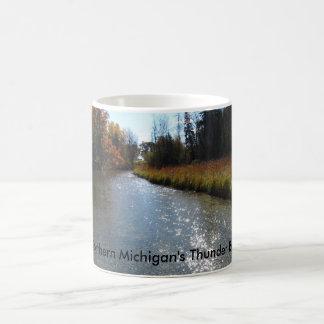 Michigan septentrional taza de café
