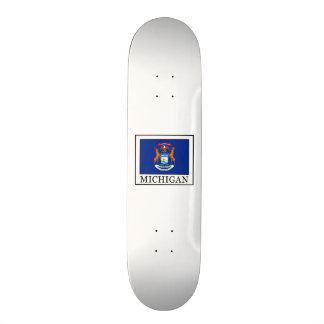 Michigan Skateboard Deck
