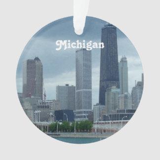 Michigan Skyline