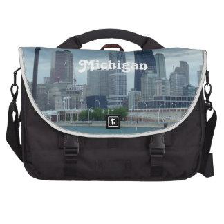 Michigan Skyline Laptop Bags