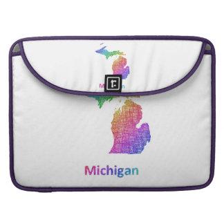 Michigan Sleeve For MacBooks