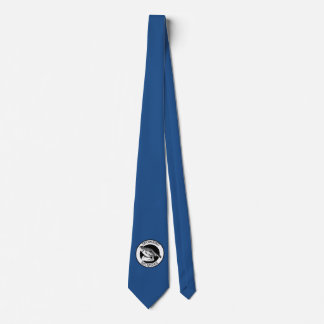 MIchigan Snowbird Shield Tie