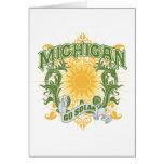 Michigan solar tarjetón