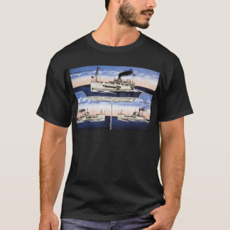 Michigan State Auto Ferries T-Shirt