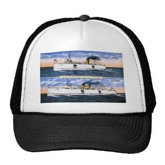 Michigan State Auto Ferries Trucker Hat
