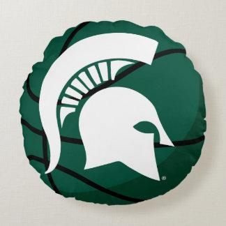 Michigan State® Basketball Sports Fan Pillow