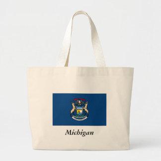 Michigan State Flag Bag
