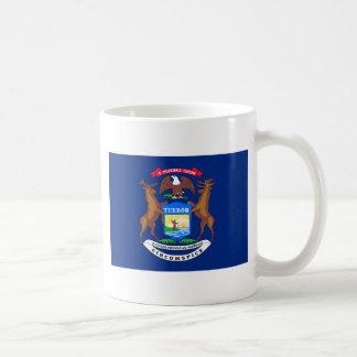 Michigan State Flag Coffee Mug