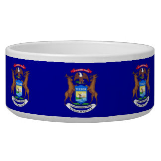 Michigan State Flag Pet Bowl