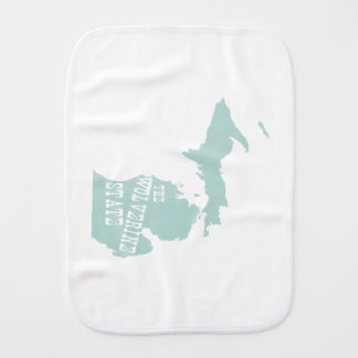 Michigan State Motto Slogan Burp Cloth