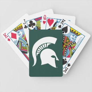 Michigan State MSU Fan Playing Cards