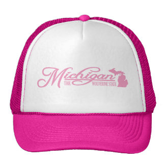 Michigan (State of Mine) Hats