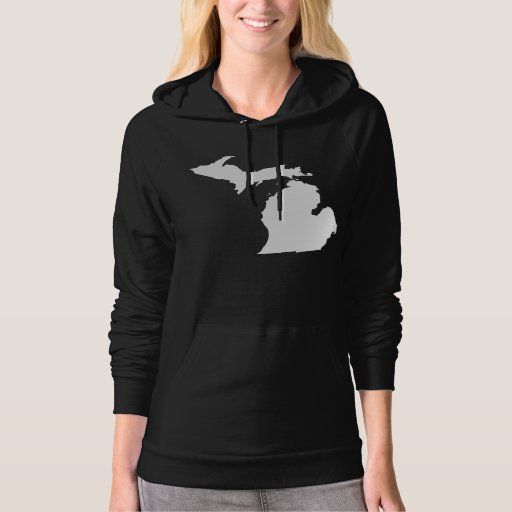 Michigan State Outline Hoodie