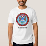 Michigan State Seal and Motto T-shirt