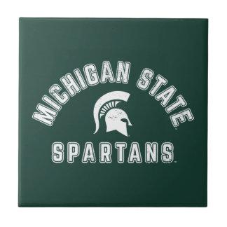 Michigan State | Spartans Ceramic Tile
