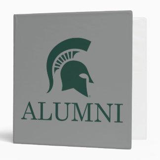 Michigan State University Alumni Binder