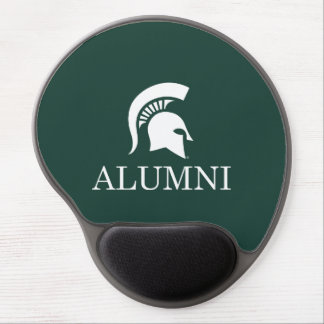 Michigan State University Alumni Gel Mouse Pad