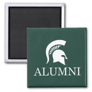 Michigan State University Alumni Magnet
