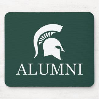 Michigan State University Alumni Mouse Pad