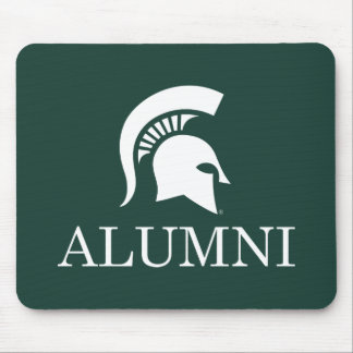 Michigan State University Alumni Mouse Pad