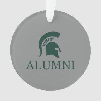 Michigan State University Alumni Ornament