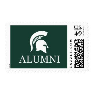 Michigan State University Alumni Postage