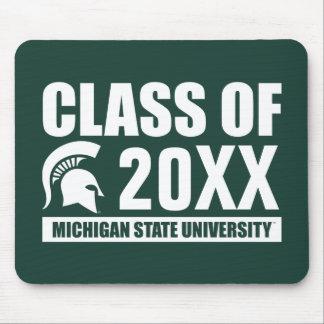 Michigan State University Class of Mouse Pad