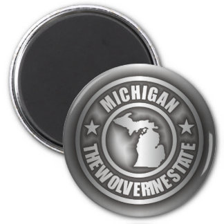"""Michigan Steel"" Magnets"