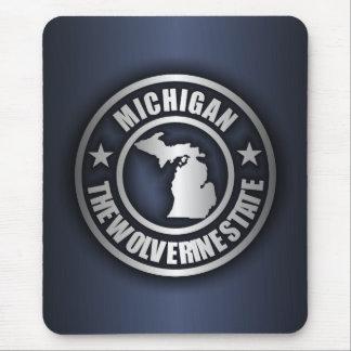 """Michigan Steel"" Mousepad"