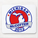 Michigan Thad McCotter Mouse Pad