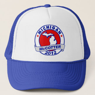 Michigan Thad McCotter Trucker Hat