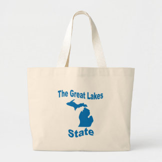 Michigan: The Great Lakes State Bag