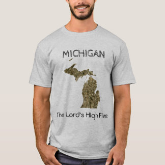 Michigan - The Lord's High Five T-Shirt