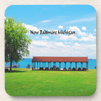 Michigan, the Wolverine State, New Baltimore Coaster
