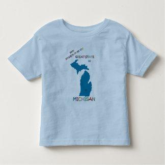 Michigan Toddler T-shirt