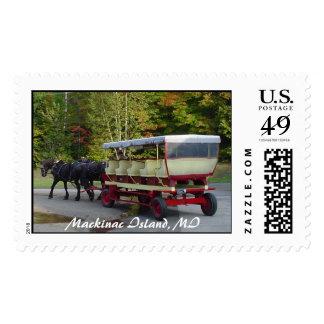 michigan_trip 024, Mackinac Island, MI Stamps